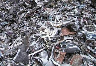 上海金屬廢料回收