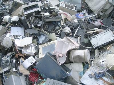 废品站说价跌致从各处买进量大幅减损