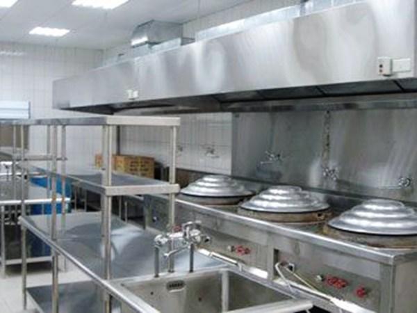 上海厨房设备回收