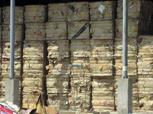 """上海废旧纸箱回收"""""""