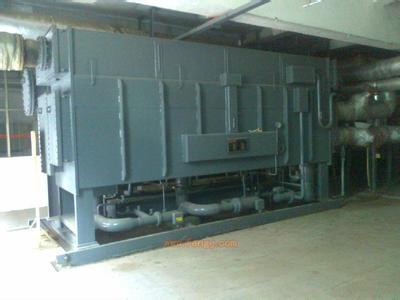 """上海单效溴化锂吸收式冷水机组回收"""""""