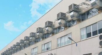 工业冷风机回收