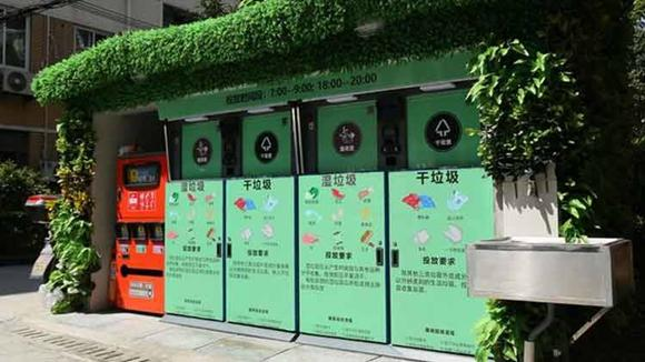 上海垃圾分类推进势头超预期,全市可回收物日均回收量达4400多吨