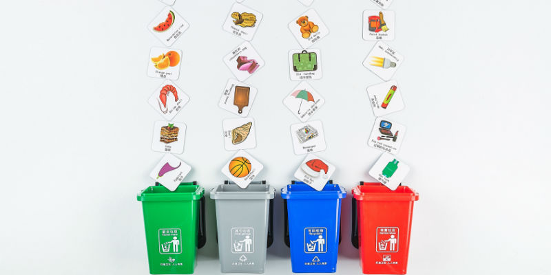 上海垃圾分类百日考:居住区达标率已经到80%