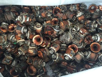 废马达铜回收