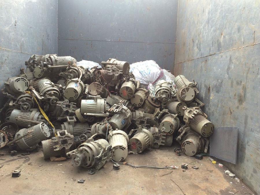 废品回收站也需要环保