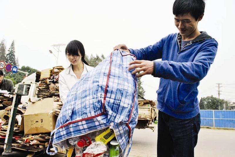 废品回收站是一我们可持续发展的前提