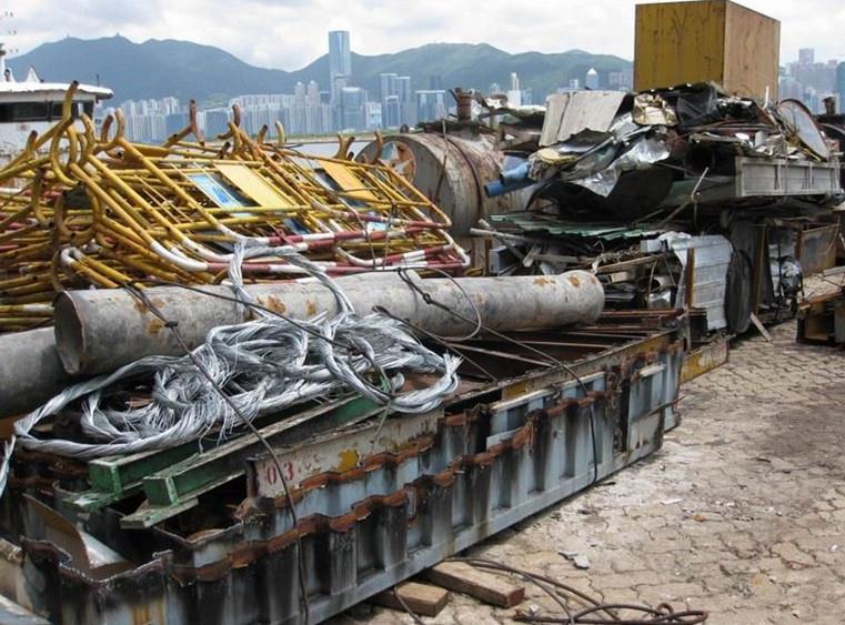 废品回收对环境的重要环节