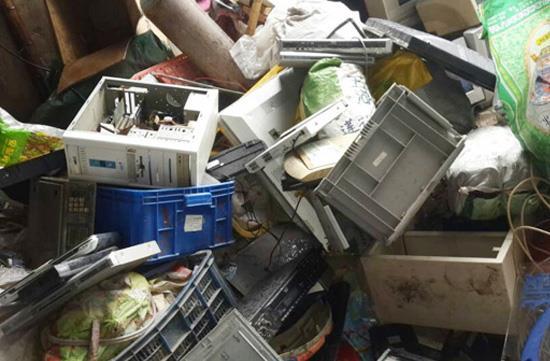 上海物资回收公司说说不回收的危害